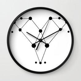 [matariki] Wall Clock