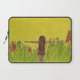 Pure Bliss Laptop Sleeve