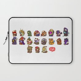 Puglie LoL Vol.3 Laptop Sleeve
