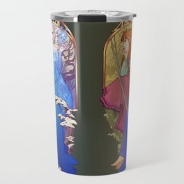 For the First Time in Forever Travel Mug