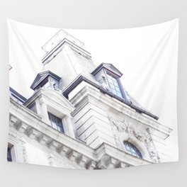 London Architecture Wall Tapestry
