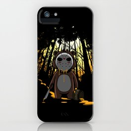 Honey On The 13th iPhone Case