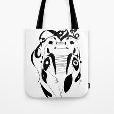 Soul to soul - Emilie Record Tote Bag