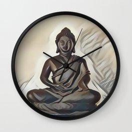 Siddhartha Gautama - Buddha Wall Clock