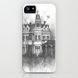 The Creepy and the Kooky iPhone Case
