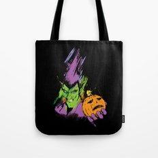 The Green Goblin Tote Bag