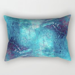 semyprecious background Rectangular Pillow