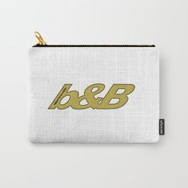 b&B Carry-All Pouch