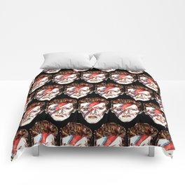 Heroes Head Pattern Comforters