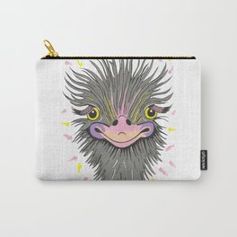 Hair Raising Day Carry-All Pouch