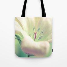 Pale Rapture Tote Bag