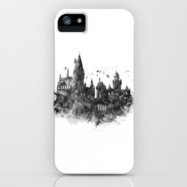 Hogwarts iPhone Case