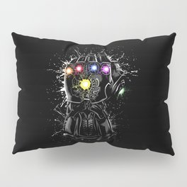 Infinity gems Pillow Sham