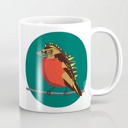 Dino-robin Coffee Mug