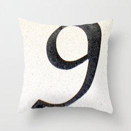 291 Throw Pillow