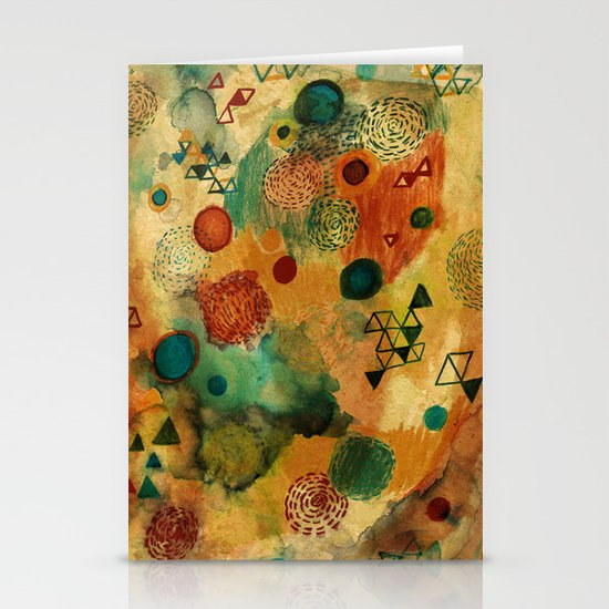 Creative Attraction Stationery Cards