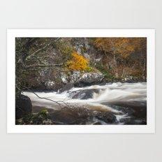 Lochinver Art Print