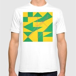 Magic Square #3 (Lo Shu - With Sigil) T-shirt