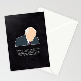 Being Human - Patrick Kemp Stationery Cards