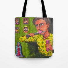 Crackity Jones Tote Bag
