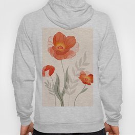 Summer Flowers II Hoody