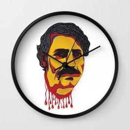 Pablo Escobar Wall Clock