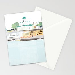 Helsinki oh Helsinki Stationery Cards