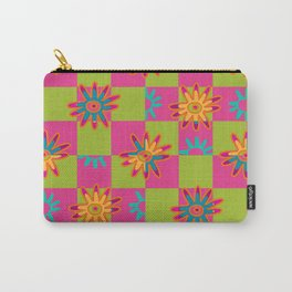 Paracas flowers I Carry-All Pouch