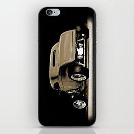 1932 Ford Hot Road Sepia iPhone Skin