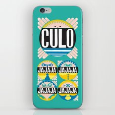 Culo iPhone & iPod Skin