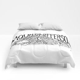 Mount Jefferson Comforters