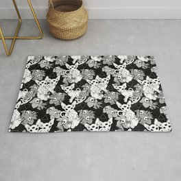 Witchy Familiars Rug