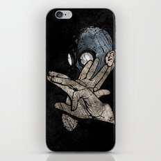 I Know Karate iPhone & iPod Skin