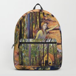 Hansel and Gretel Backpack