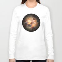 diamonds Long Sleeve T-shirts featuring Diamonds by Tony Vazquez