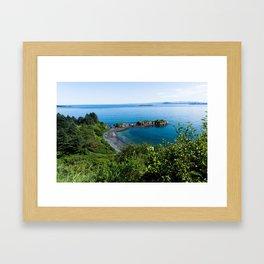 Kodiak View pt.4 Framed Art Print