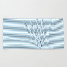 WAKE Beach Towel