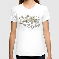 europe T-shirts featuring Europe Text by Dues Creatius