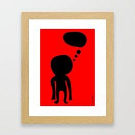 . . . Framed Art Print