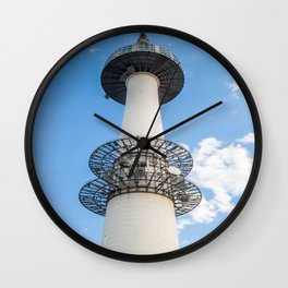 N Seoul Tower Wall Clock
