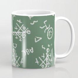 Kid Print Coffee Mug