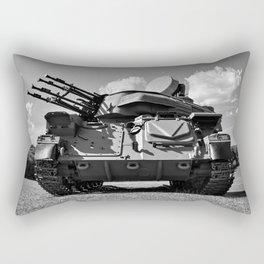 Shilka ZSU-23-4 mono Rectangular Pillow