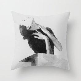 Delusion Throw Pillow