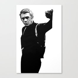 The Eternal Mcqueen Canvas Print