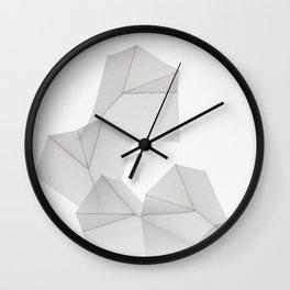 After Blossfeldt Wall Clock