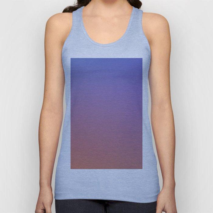 OXIDISED METAL - Minimal Plain Soft Mood Color Blend Prints Unisex Tank Top