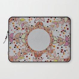 Autumn Flower Laptop Sleeve