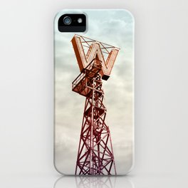 Woodwards in Clouds iPhone Case