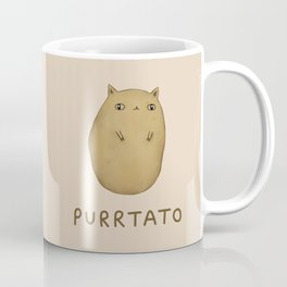 Purrtato Coffee Mug