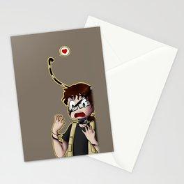Ananda hates you Stationery Cards